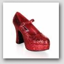 Plateauschuh 